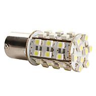 1156 3528 SMD 39-led 1.44w 156lm lâmpada de luz branca para o carro (12V DC) par-
