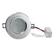 W 8 SMD 5730 400 LM Warm White Recessed Retrofit Recessed Lights/Ceiling Lights AC 220-240 V