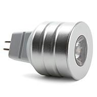 MR16 1-LED 200LM 6000K Natural White Light Spot Bulb (12-18V)
