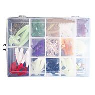 Soft Baits Packs(108 Pcs)