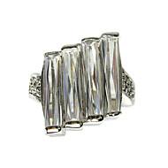 encanto del oro 18k cubic zirconia anillo de ladies'fashion (más colores)