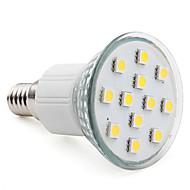 E14 2.5 W 12 SMD 5050 150 LM Warm White PAR Spot Lights AC 220-240 V