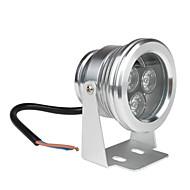 vízálló 3w 300lm 6000-6500K természetes fehér fény led track lámpa (12V)