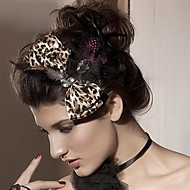 Women's Polyester Headpiece - Wedding/Special Occasion Fascinators