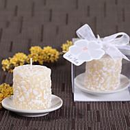 Märchen Thema Candle Favors Stück / Set Kerzen Nicht-individualisiert Weiß
