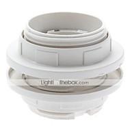E27 LED žárovky dvojí smyčky šroubovací paticí držák
