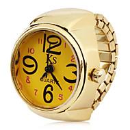 Damen Modeuhr Quartz Band Gold Marke-