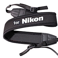 Neoprene Camera Neck Strap For Nikon D5000 D5100 and More