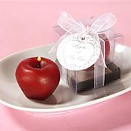 사과 미니 양초