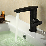 Sprinkle® by Lightinthebox - Contemporary Painting Finish Single Handle Bathroom Sink Faucet