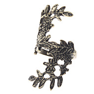 z&x® vintage style Palace rezbarenje flower prsten ženska