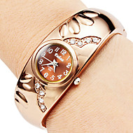 Women's Watch Bracelet Style With Diamond Decoration Cool Watches Unique Watches Fashion Watch