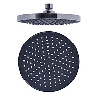 ABS 8-inch Circle Rainfall Shower Head