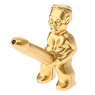 Novelty winddicht gasaansteker (Gold)
