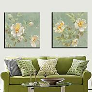 Stretched Canvas Print Landscape Set of 2 1301-0195