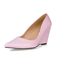 Patent Leather Wedge Heel Wedges Party / Evening Shoes (More Colors)