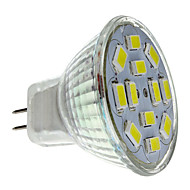 GU4 6 W 12 SMD 5730 570 LM Natural White MR11 Spot Lights DC 12 V