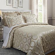 Floral Poly/Cotton Duvet Cover Sets