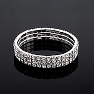 Gorgeous Alloy Fashion Bracelet (0986-sr0046)