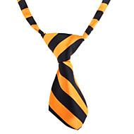 Macskák / Kutyák Kötél/Csokornyakkendő Narancssárga / Fehér Kutyaruházat Tavasz/Ősz Esküvő