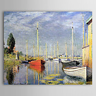 Hand-Painted FamousTraditional One Panel Canvas Oil Painting For Home Decoration