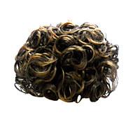 Høj kvalitet syntetisk Modellering Hair Pieces