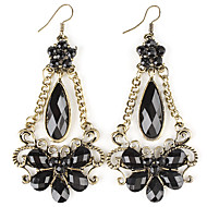 Drop Earrings Women's Alloy Earring Diamond/Crystal
