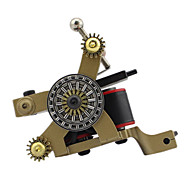 Cast Iron Wire-Cutting Tattoo Machine Gun for Liner and Shader