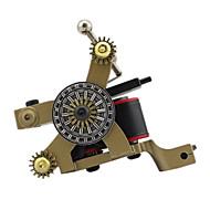 Bobina de Máquina de Tatuar PROFESSIONA máquinas de tatuagem Ferro Fundido Delineadora e Sombreado Corta-Arame