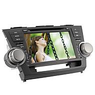8 pollici lettore DVD dell'automobile per Toyota Highlander (gps, iPod, bluetooth, rds)
