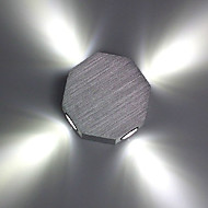 4W Modern Led Wall Light 4 Directions Ray of Light UFO Style