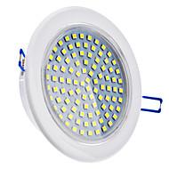19W 1150-1250LM 6000-6500K Přirozené bílé světlo LED Stropní Žárovka (85-265V)