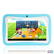 7 polegadas Android 4.4 Tablet (Dual Core 1024*600 512MB + 8GB)