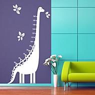 Dino Altura Chart adesivos de parede