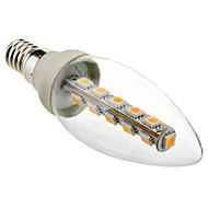 Kynttiläpolttimot - Lämmin valkoinen - Koriste - C - E14 - 2.5 W