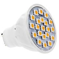 GU10 3.5 W 21 SMD 5050 190 LM Spot Lights AC 100-240 V