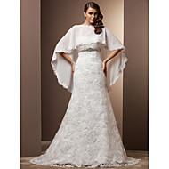 Lanting Bride® Trompeta / Sirena Tallas pequeñas / Tallas Grandes Vestido de Boda - Moderno y Chic / Elegante y LujosoInspiración Vintage