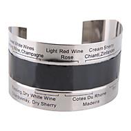 """Accessoires pour Bar & Vin Acier inoxydable,2.54""""*2.54""""*1.44"""" Du vin Accessoires"""