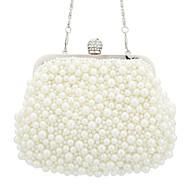 ラインストーンウェディング/特別な日のイブニングバッグ/クラッチと豪華な模造真珠