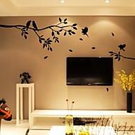 Spring Tree Bird Wall Sticker