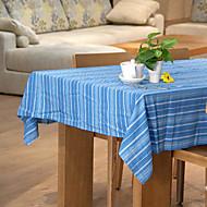 coton bandes de tissu de table carrée