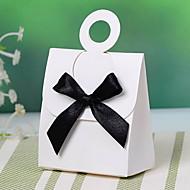 Nizza zugunsten Box mit Ribbon bowknot (Satz 12)