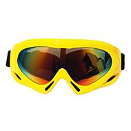 Vento Dust Protection Anti Lens colorato UV Equitazione Occhiali da sci Goggles
