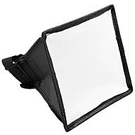 15x17cm portátil do Flash Softbox difusor flash para Canon Nikon