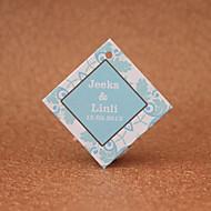 Favor Tags personalizados - Diamante (conjunto de 30)