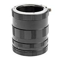 Aluminum Alloy Macro Extension Tube Ring til OLYMPUS (m4 / 3)
