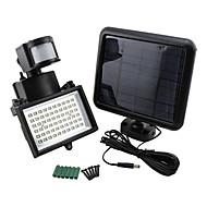 9975520 60-LED Bright Solar Power bezpečnost snímače pohybu Nástěnné svítidlo Flood lampy Bodové osvětlení