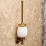 Antique Gorgeous Bathroom Accessories Included Toilet Brush And Toilet Brush Cup