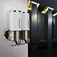 現代的な壁に取り付けられたバスルームアクセサリーソープディスペンサー