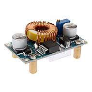 DC преобразователи постоянного 5-32V до 0,8-30В 5А Повышение модуль портативный источник питания